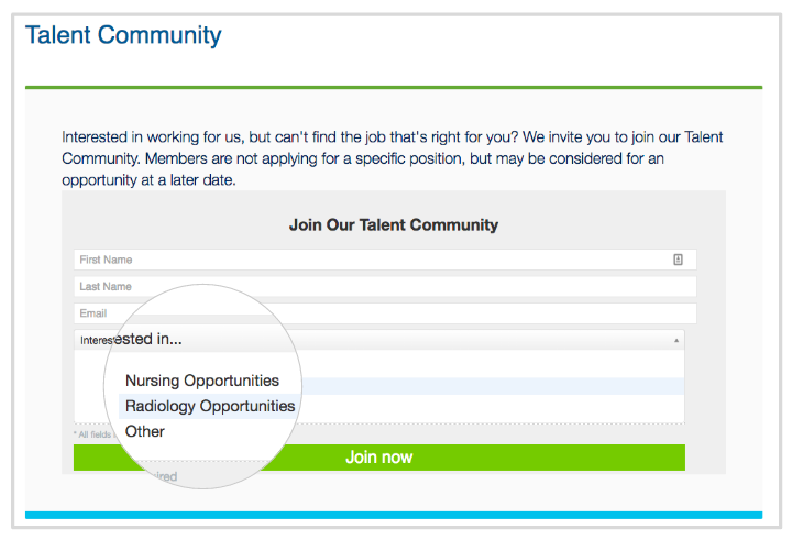 Groups in Talent Community