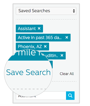 Save Search