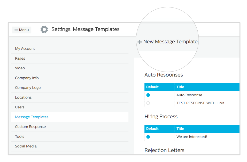 how to set up automatic email response
