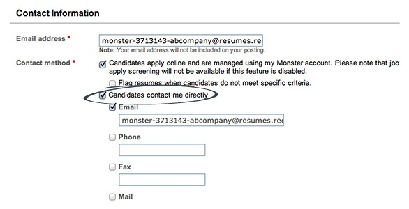 Monster Email